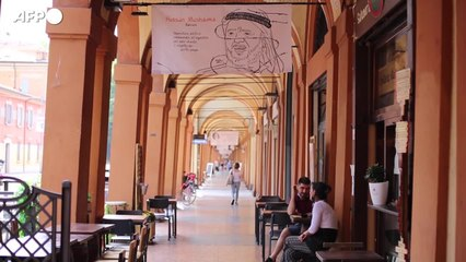 I portici di Bologna patrimonio dell'umanita' dell'Unesco