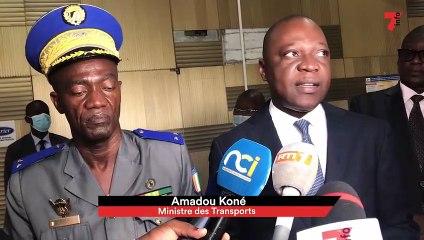 """Amadou Koné : """"L'immatriculation de tous les véhicules à moteur est une obligation"""""""