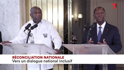 Reconciliation nationale - vers un dialogue inclusif
