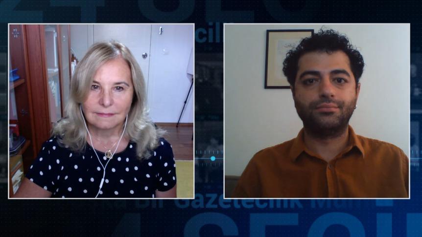 Af Örgütü İletişim Direktörü Tarık Beyhan: Pegasus listesindeki bazı kişilerin telefonunda saldırının izleri bulundu