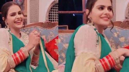 Udaariyaan Spoiler;  Tejo को आया क्यूट वाला गुस्सा देख Fateh भी होगा हैरान; BTS video   FilmiBeat
