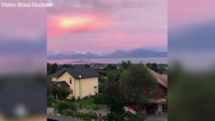 Tsunami sirens sound in Alaska after 8.2 magnitude earthquake