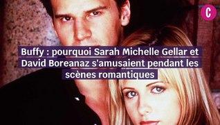 Les jeux des acteurs de Buffy sur le tournage des