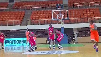 Les Éléphants basketteurs en pleine préparation à Abidjan