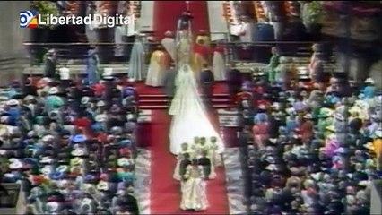Se cumplen 40 años de la boda de Lady Di y Carlos de Inglaterra