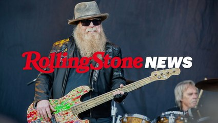 ZZ Top Bassist Dusty Hill Dead at 72 | RS News 7/29/21