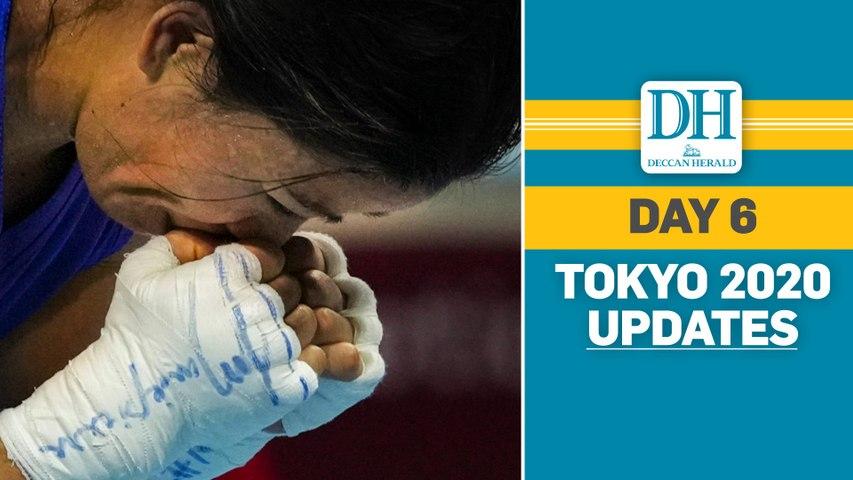 Tokyo 2020   Day 6 Updates