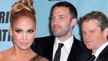 Matt Damon Trolls Ben Affleck & Jennifer Lopez In New Interview