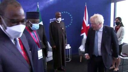 Boris Johnson meets African leaders at education summit