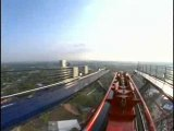 SHEIKRA montagne russe looping  roller coaster