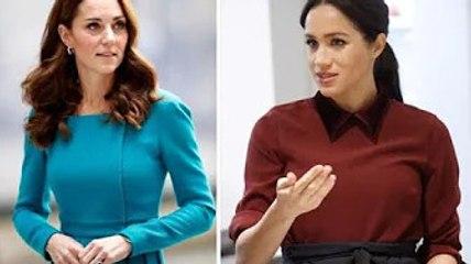 Meghan Markle : ce qu'elle reproche vraiment à Kate Middleton