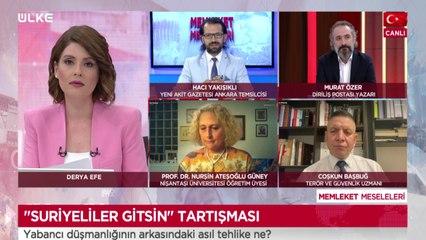 Memleket Meseleleri - Hacı Yakışıklı | Murat Özer | Nurşin Ateşoğlu Güney | Coşkun Başbuğ | 29 Temmuz 2021
