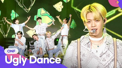 ONF (온앤오프) - Ugly Dance (춤춰) | 2021 Together Again, K-POP Concert (2021 다시함께 K-POP 콘서트)
