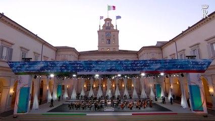 G20 Cultura, Mattarella al concerto diretto dal maestro Muti