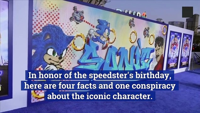 Facts That are Bizarre About Sonic the Hedgehog