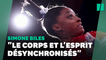 """Simone Biles partage une vidéo pour expliquer les """"twisties"""", cauchemar des gymnastes"""