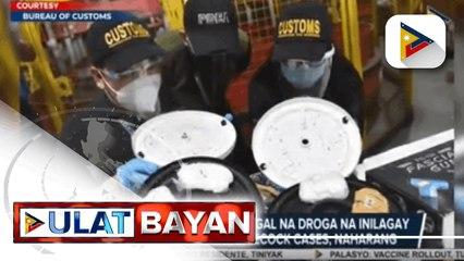 Mahigit P5-M halaga ng iligal na droga na inilagay sa birdhouse at shuttlecock cases, naharang