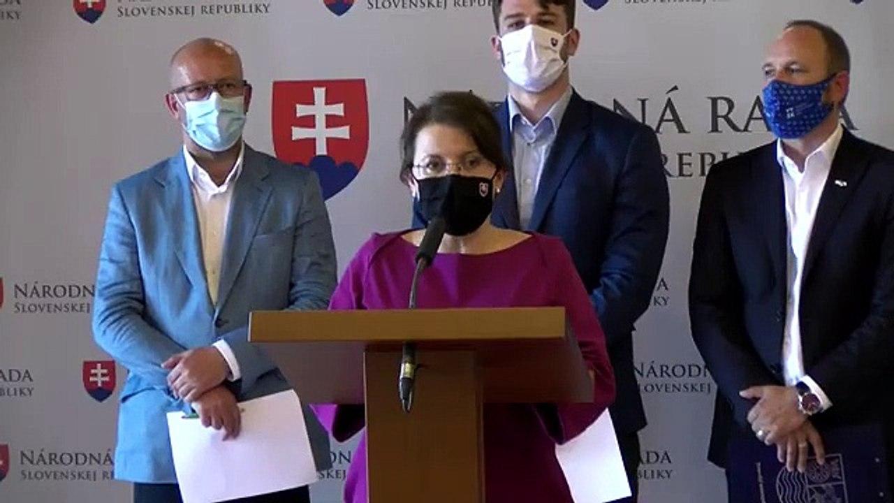 ZÁZNAM: TK hnutia OĽaNO k spoločnej zodpovednosti za Slovensko
