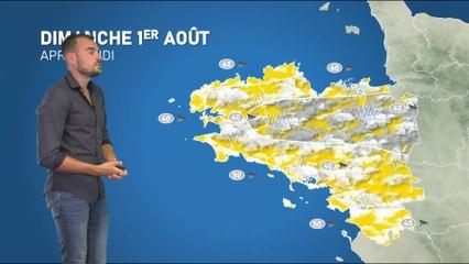 Illustration de l'actualité La météo de votre dimanche 1er août 2021