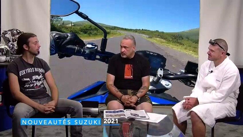 SUZUKI GSX S950, une moto A2 pour débuter Essai Moto Magazine