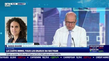 Nadia Gharbi (Pictet Wealth Management) : Inflation en zone Euro, quelles perspectives en T3 ? - 30/07