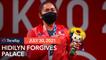 Hidilyn Diaz forgives Palace officials over oust-Duterte matrix