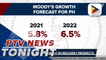 Moody's upbeat about PH recovery prospects
