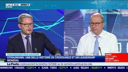 Stéphane Prévost (La Financière Responsable) : Straumann, une belle histoire de croissance et un leadership mondial - 30/07