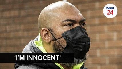 WATCH | Terrorism accused Patriotic Alliance member Bruce Nimmerhoudt granted R3 000 bail