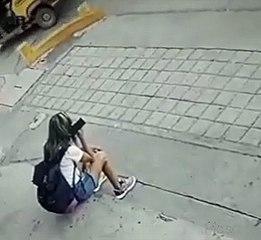 Puerto San José: Motoladrones le arrebatan el celular a una joven