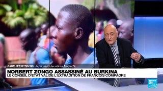 Extradition de François Compaoré : le Conseil d'Etat donne son feu vert