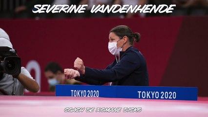 Jeux olympiques Tokyo 2021 - Séverine Vandenhende : « Romane n'en est qu'au tout début »