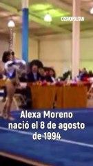 Conoce a Alexa Moreno. ❤️