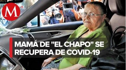 Consuelo Loera, madre de 'El Chapo', tiene covid-19; se encuentra estable