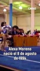 Conoce a Alexa Moreno.