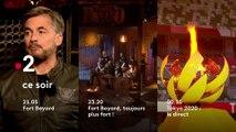 Fort Boyard 2021 - Bande-annonce soirée de l'émission 6 (24/07/2021)