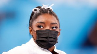 Simone Biles Opens Up About How the