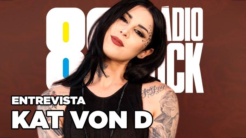 Entrevista 89 - Kat Von D