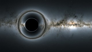 Researchers Confirm Einstein's Theory After Seeing Light 'Echo' Around Black Hole
