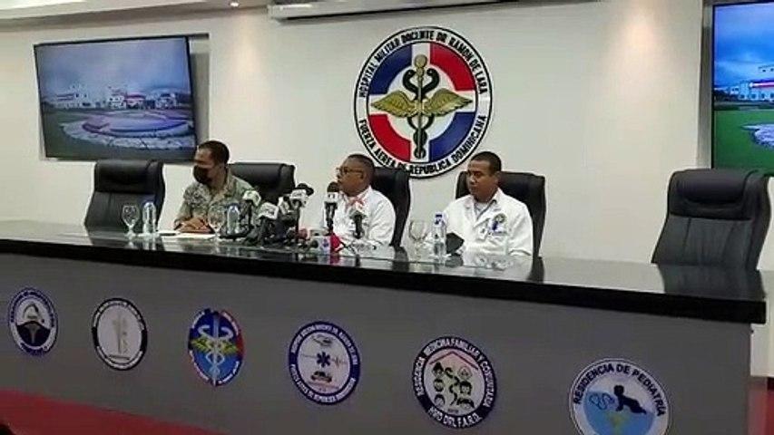 Médicos del Ramón de Lara ofrecen detalles