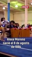 Alexa Moreno, la atleta mexicana que pone el ejemplo