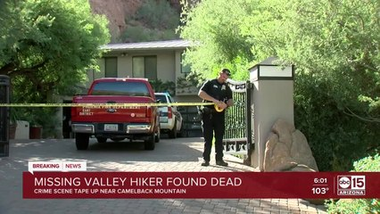 FD: Woman found dead after hiking Camelback Mountain and suffering heat-related illness