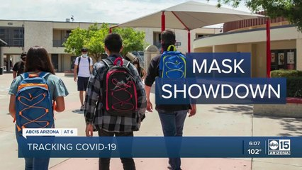 Phoenix Union High School District to require masks indoors as COVID cases increase