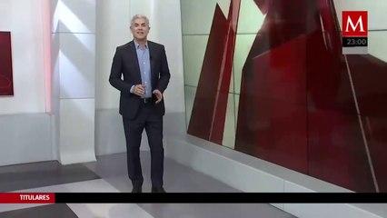 Milenio Noticias, con Héctor Zamarrón, 30 de julio de 2021