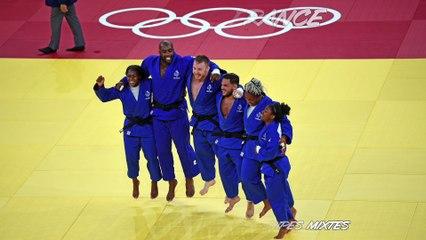 Jeux olympiques Tokyo 2021 - Par équipe mixtes - Liés à jamais