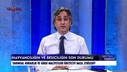 Üreten Türkiye - 31 Temmuz 2021 - Cenk Özdemir - Abdülkadir Özdemir - Ulusal Kanal