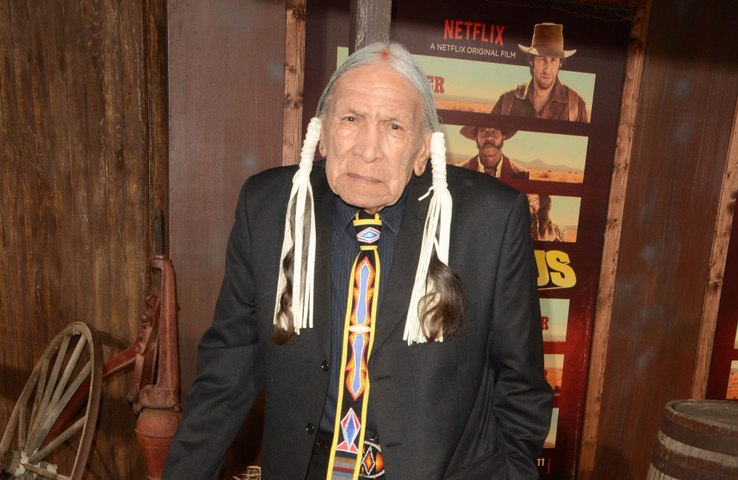 The Lone Ranger actor Saginaw Grant has died