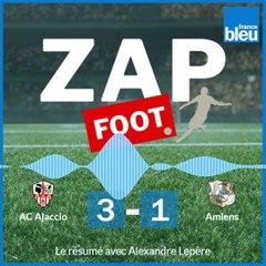 Ligue 2 (J2) : défaite logique pour l'Amiens SC (1-3) à Ajaccio
