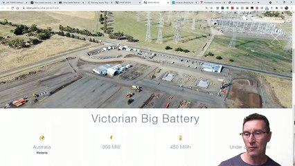 EEVblog 1411 - Tesla Victoria Big Battery FIRE!