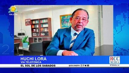 Huchi Lora: Gran testimonio sobre la vida del Caballo Mayor Johnny Ventura